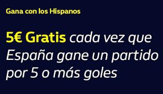 william hill Gana con los Hispanos Euro 2020