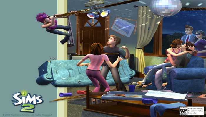 Download The Sims 2 For PC