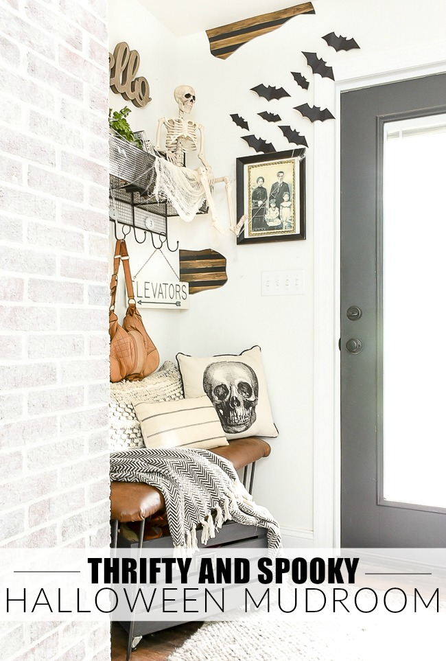 Thrifty ideas for creating a spooky Halloween home