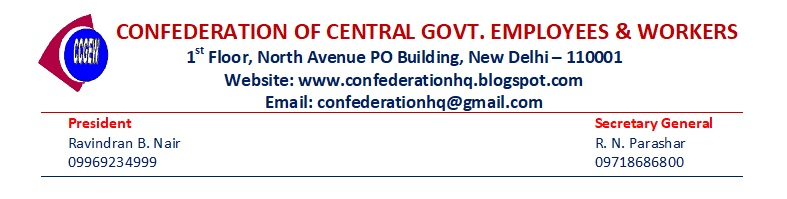 Confederation letter head