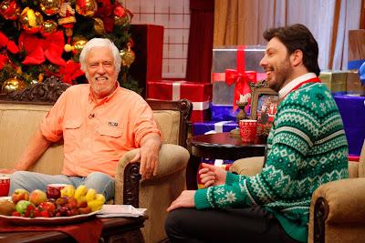 Nuno Leal e Danilo durante entrevista (Crédito: Beatriz Nadler/SBT)