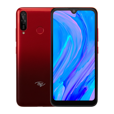 itel-s15-red