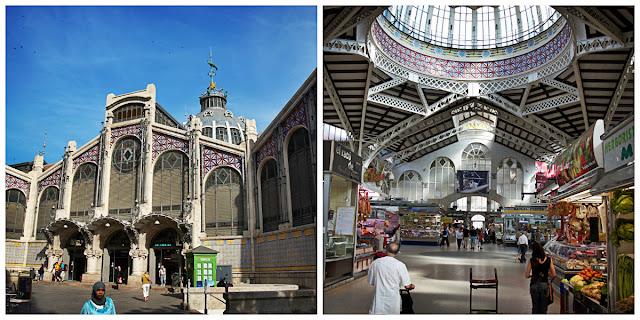 Bazar Mercado Central w walencji, co zobaczyć?