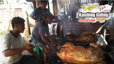 Bakar Kambing Guling Kota Bandung,kambing guling bandung,