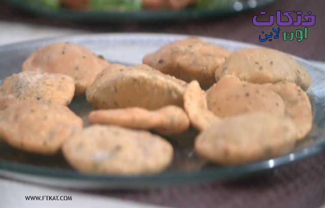 طريقة عمل الخبز الهندي بالبطاطس منفوخ وطعمة حلو جدا