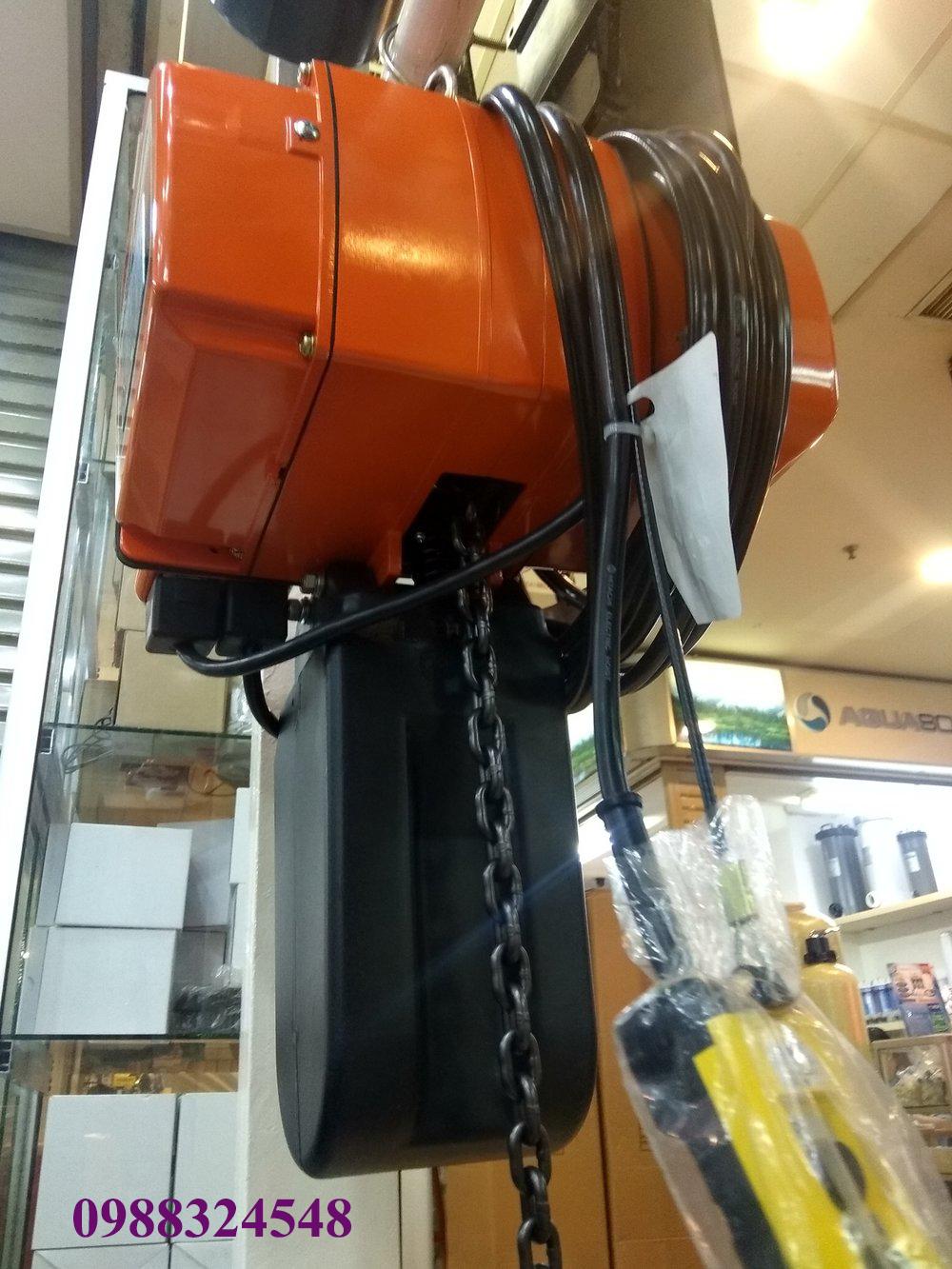 palang điện xích Hitachi 1/2SH2 500kg