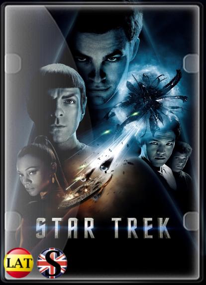 Star Trek (2009) HD 720P LATINO/INGLES