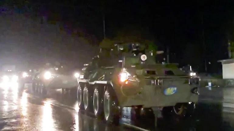 «Η εγκατάσταση των Ρώσων στο Καραμπάχ είναι μεγάλη καταστροφή»