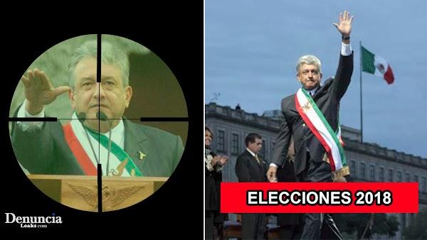 Solo un atentado contra Obrador impediría que llegue a la presidencia en 2018, sigue arriba en las encuestas y sin rival'