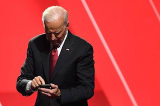 هل اخترقت برامج التجسس الصهيونية هاتف بايدن المحمول