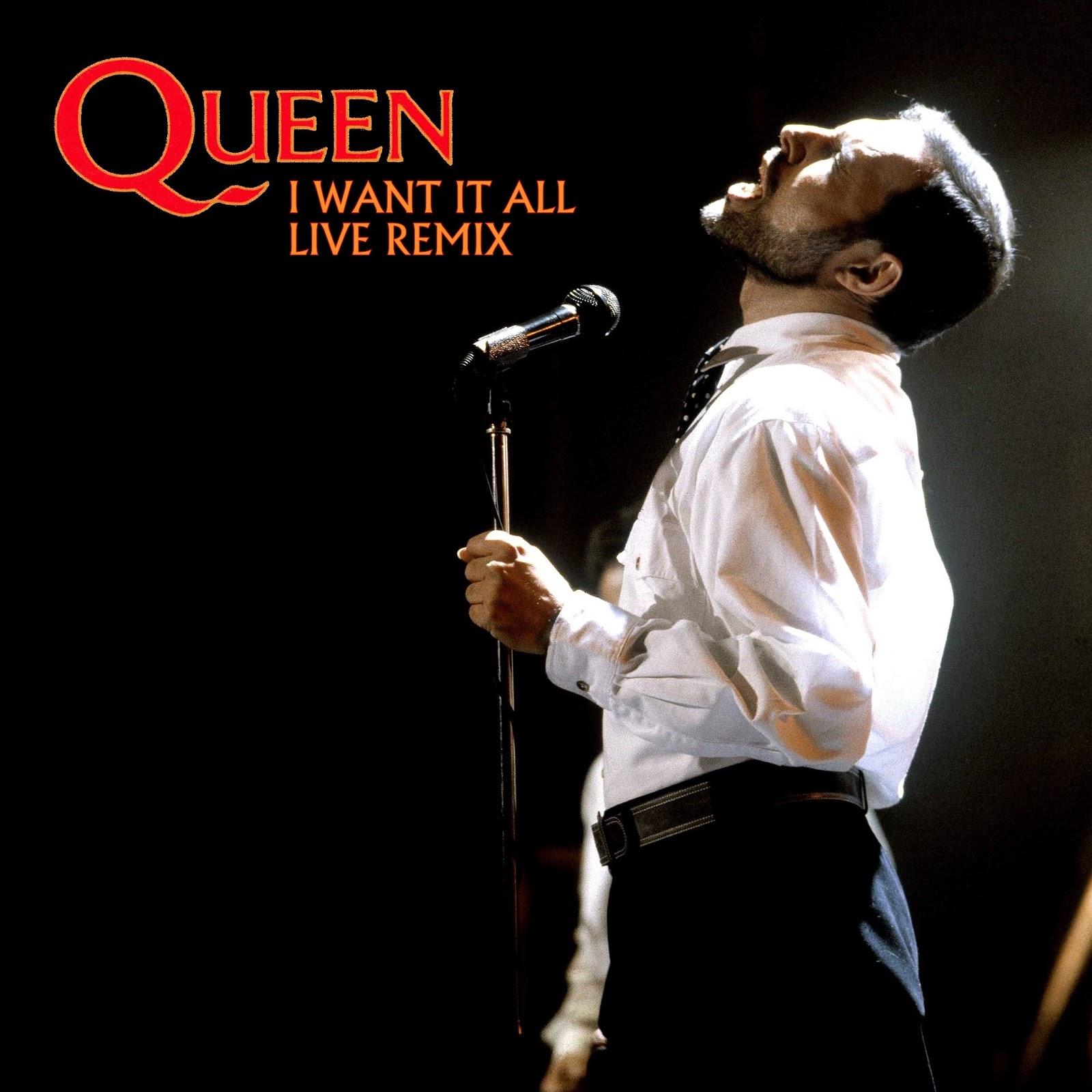 Queen | I Want It All | Live Remix | Arquest Mixes