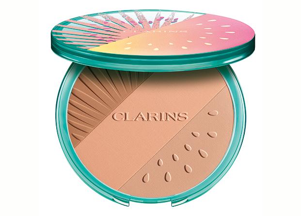 Frozen Summer, la colección de maquillaje más refrescante de Clarins para este verano
