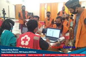 Ratusan Warga Binaan Lapas Jember Divaksin, PMI Siapkan 400 Dosis