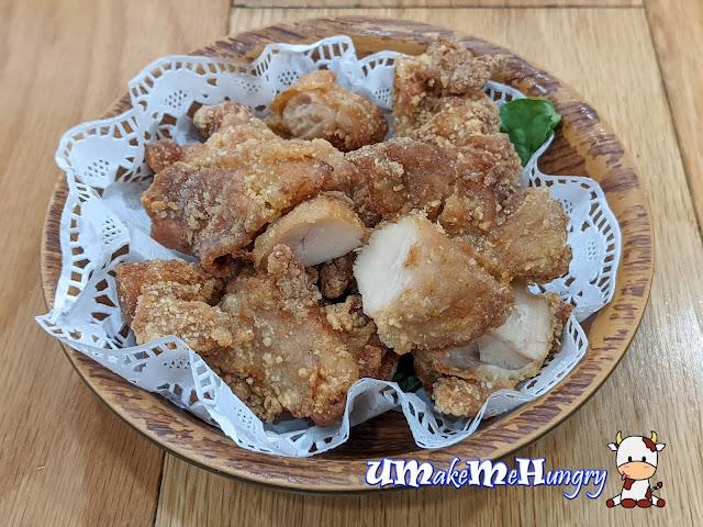 Salted Crispy Chicken 盐酥鸡