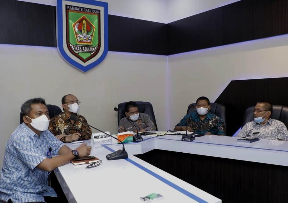 Rapat Koordinasi Virtual, Berikut Penyampaian Gubernur Sumut dan Menko Perekonomian