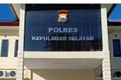 Diduga Tilep Dana Desa, 2 Mantan Kades Di Selayar Ditahan Polisi