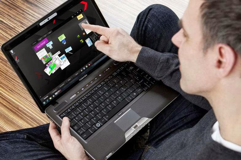 laptop%2Btoshiba%2Btouchscree Review Harga Laptop Toshiba Touchscreen Windows 8