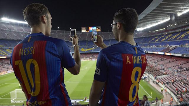 Nueva wifi y nueva app para los socios del Barça