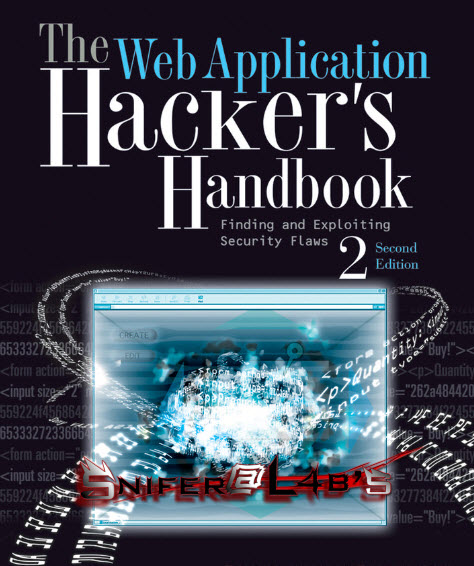Pdf handbook edition application 2nd the web hackers