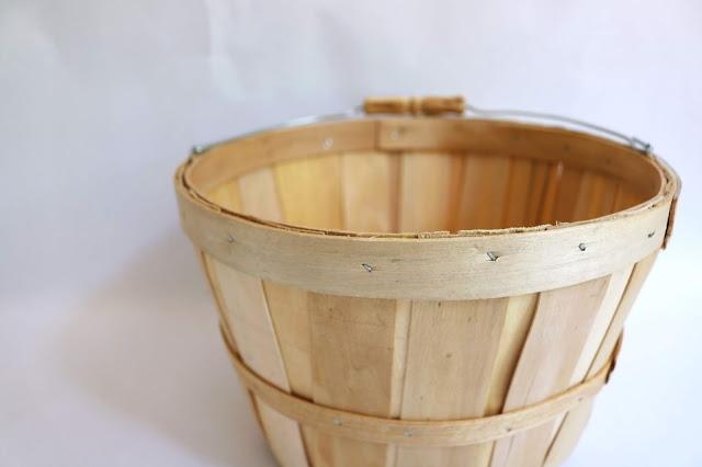 Honey Themed Baby Basket