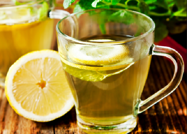 What are the benefits of lemon boiled?