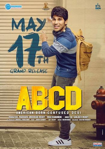 ABCD American Born Confused Desi 2019 480p 400MB
