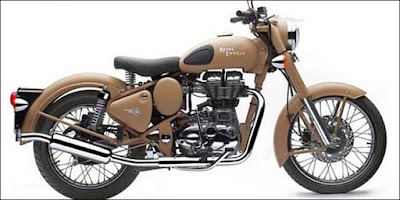 Royal Enfield Classic 500 Desert Storm wallpapers HD
