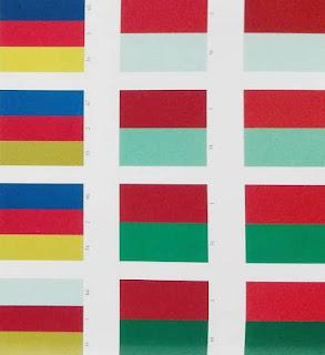 COMBINAZIONE DI COLORI OPULENTA  - RICCA -  SFARZOSA - Blog Artistah24 - abbinamenti colori primari e colori complementari