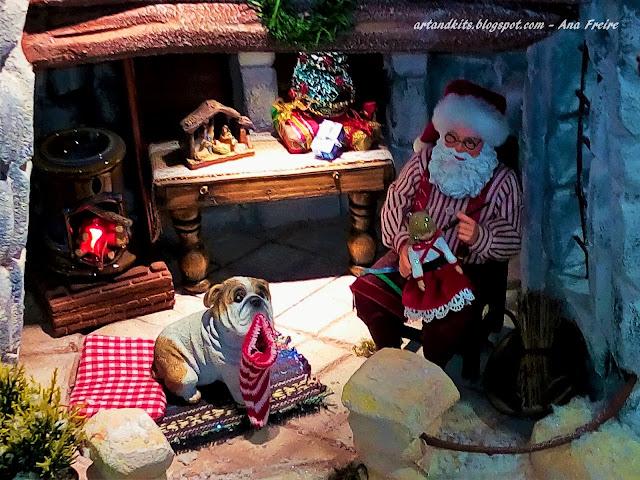 O Natal... é a bondade na forma de acções, a generosidade da partilha, e a vontade alicerçada na esperança e na fé, de se seguir em frente... / Christmas... it is kindness in the form of actions, generosity of sharing, and a will based on hope and faith to move on...