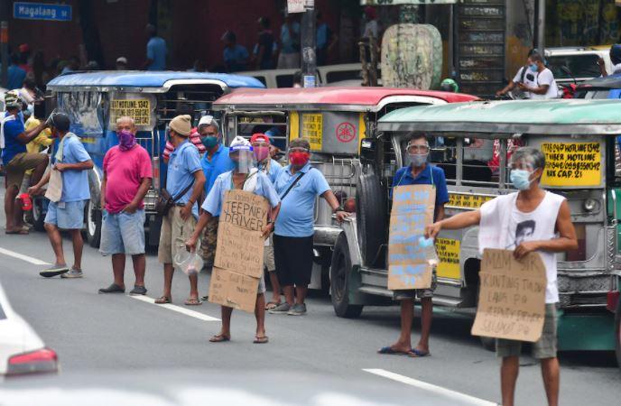 Villanueva pleads release of 'Bayanihan' cash aid for PUV, TNVS drivers