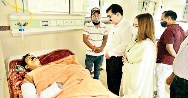 हिमाचल: पति-पत्नी पर जानलेवा हमला, अब पूर्व प्रधान ने PGI में तोड़ा दम, BJP नेता समेत 9 आरोपी हैं