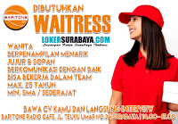 Walk In Interview di Baritone Radio Cafe Surabaya Juni 2020