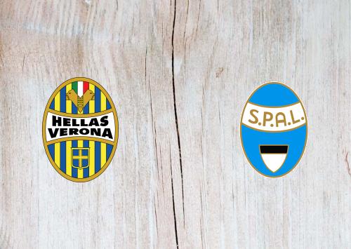 Hellas Verona vs SPAL -Highlights 29 July 2020