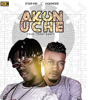 Music: Star Kid - Akonuche Ft. Vickrezz