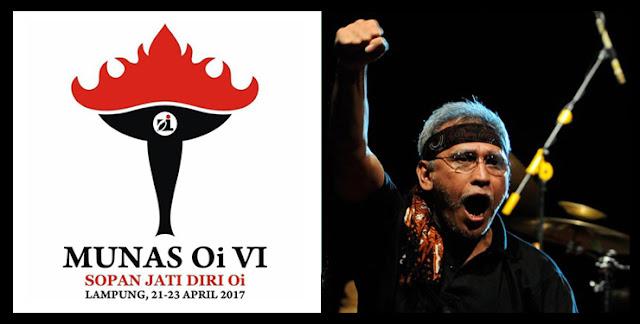 Harapan Iwan Fals pada MUNAS Oi VI 2017