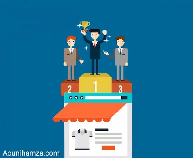 المنافسة في التجارة الإلكترونية