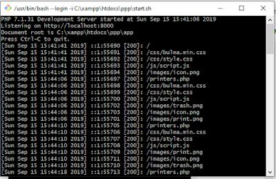 Konfigurasi Print Server Untuk Aplikasi Kasir Terpadu