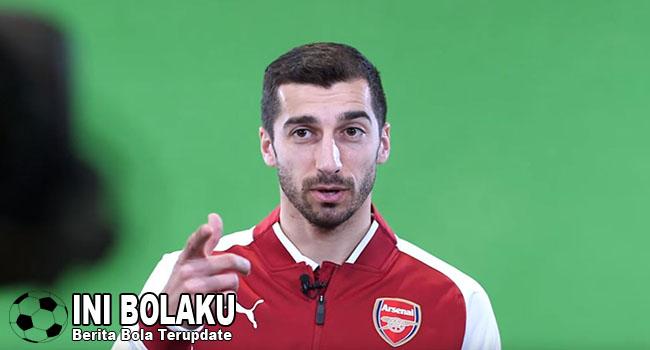 Wenger Yakin, Mkhitaryan Adalah Pemain Tepat Untuk Arsenal