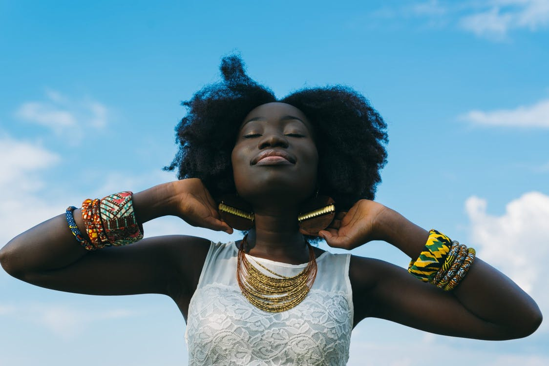 Top 10 Most Beautiful Women in Africa: African Beauty