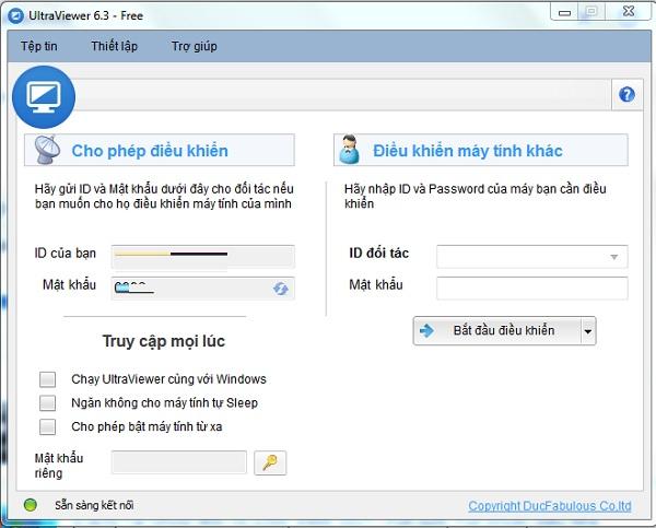 Tải UltraViewer 6.2 6.3 free - Hướng dẫn cài đặt UltraViewer mới nhất 2021