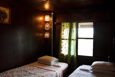 Kamar Tidur yang nyaman di Lamin Dana