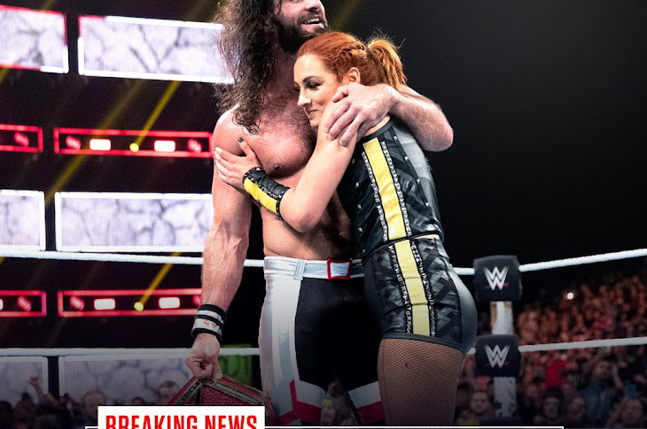 Seth Rollins And Becky Lynch Are Getting Married