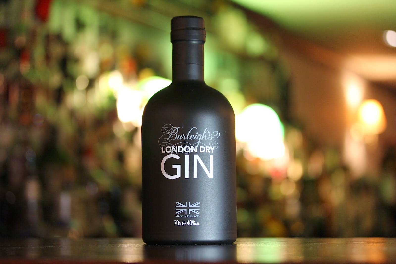 Burleighs Gin, Leicestershire, Gingey Bites