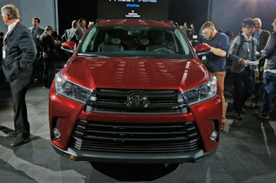 2019 Toyota Highlander Hybride Prix, photos et date de sortie