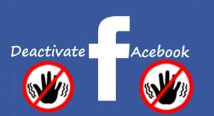 HOW TO DELETE A FACEBOOK ACCOUNT PERMANENTLY ,dactivate facebook account