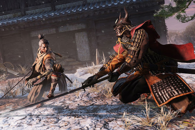 SEKIRO: SHADOWS DIE TWICE Official Game Direct Free Download Apunka Games