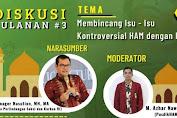 Ketua LPSK RI Hadiri Diskusi Tentang isu  Kontroversi HAM dan Islam