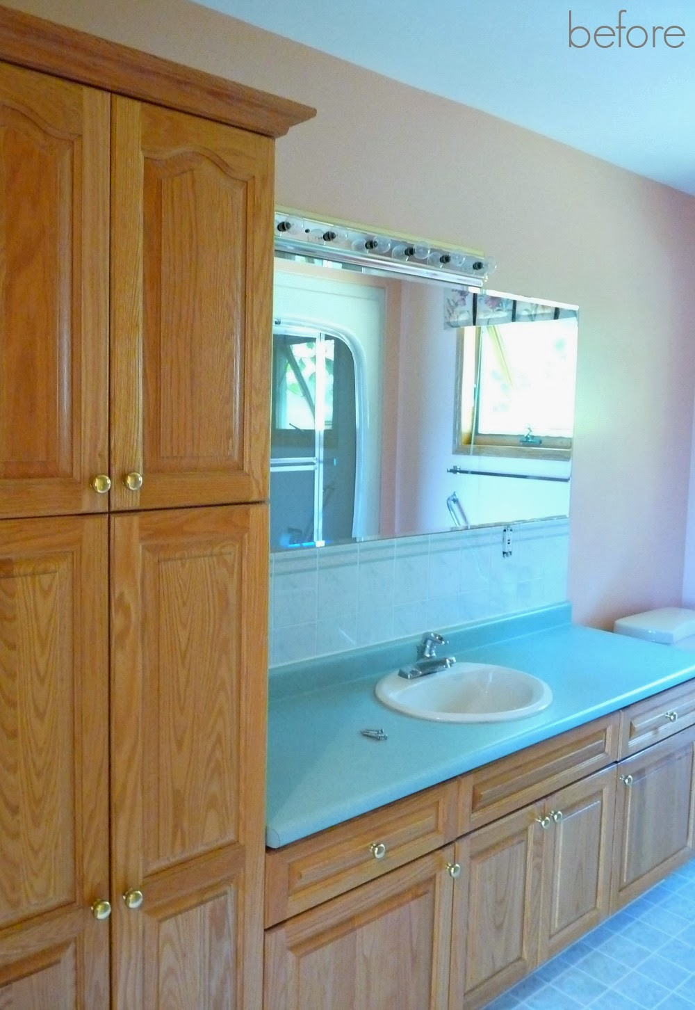 How To Refinish Bathroom Cabinets Easily Review Of Rust