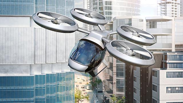 Bosch: Aliança para I&D desenvolve sistemas de sensores para voo e condução autónomos