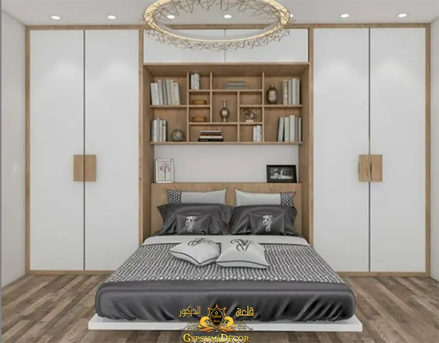 غرف نوم مودرن وكلاسيك